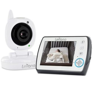 Do More Knowing Your Child Is Safe – Levana Video Monitor Review