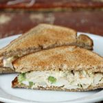 Old Fashioned Chicken Salad Sandwich