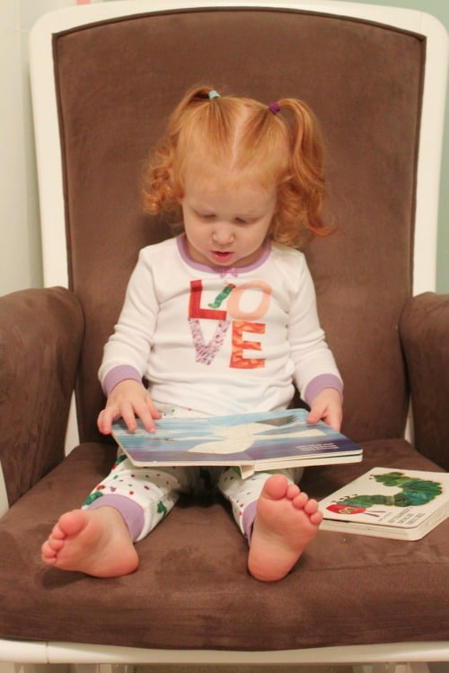 Play All Day, Dream All Night! The World of Eric Carle and Gymboree Team Up! #WhatDoYouSee