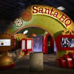HGTV And Macerich Malls Unwraps 'Santa HQ' at 10 Malls Across The Country