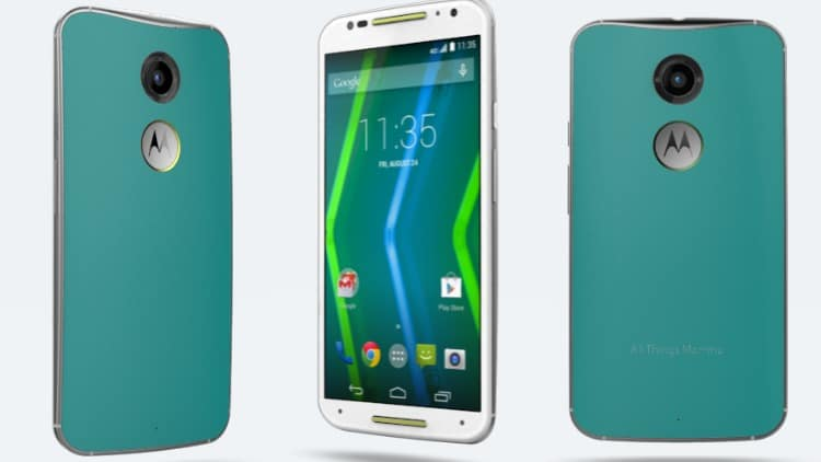 My Motorola Moto X