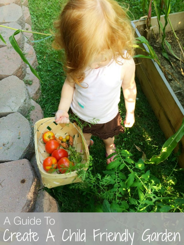 A Guide to Create A Child Friendly Garden in your own back yard!
