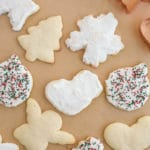 The Easiest Cutout Sugar Cookie Recipe