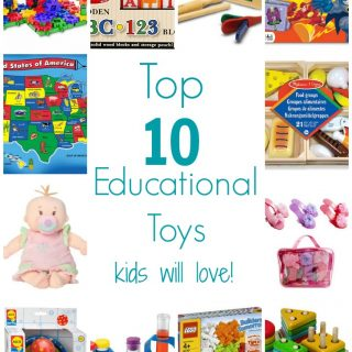 Top 10 Educational Toys