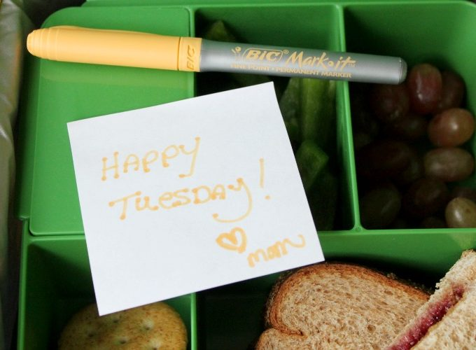 Sharing Love with Lunchbox Notes