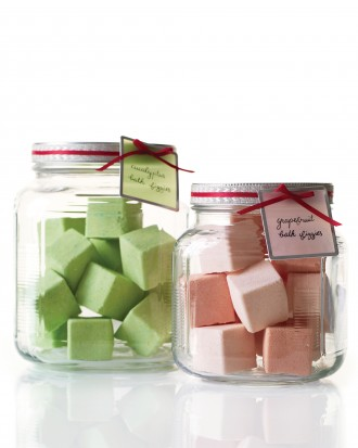 Martha Stewart Jar Gifts