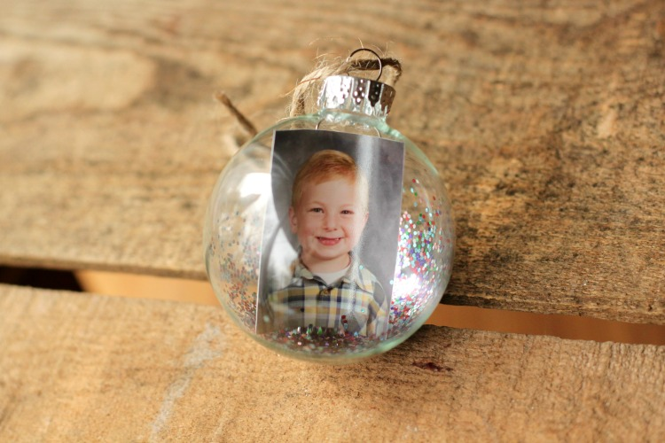 DIY Keepsake Ornament