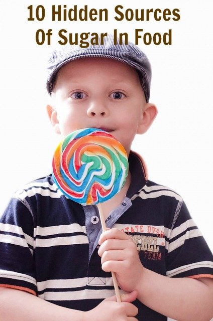 10 Surprising foods that contain sugar that your kid are probably eating daily!