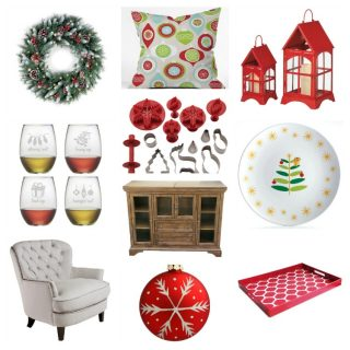 Holiday Entertaining – $500 Wayfair Giftcard Giveaway!