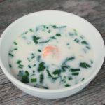 Malaysian Coconut Milk Shrimp Soup