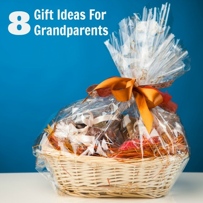 8 Gift Ideas For Grandparents