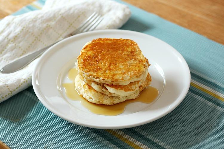 Homemade Pancakes you'll flip over!