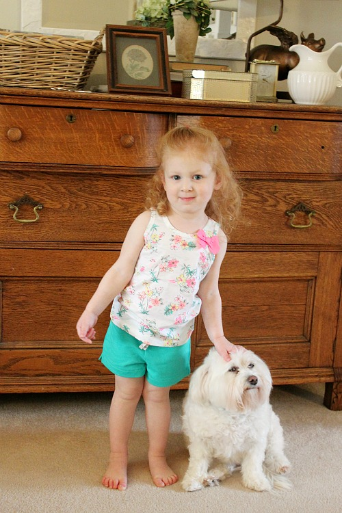 Spring Into Carter's Spring Clothing Line
