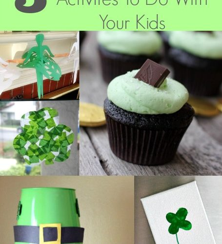 5 Kid Friendly St. Patrick's Day Activities