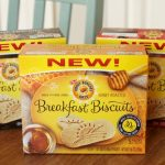 NEW Honey Bunches Of Oats Breakfast Biscuits