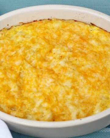 Here's my simple, basic breakfast casserole recipe that can be made with your family in no time! Try it out!