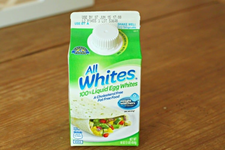 AllWhites Egg Whites products