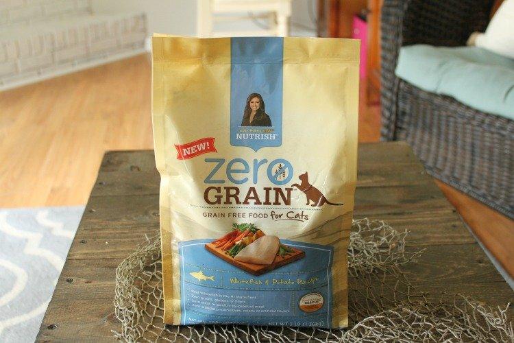 Nutrish Cat Food