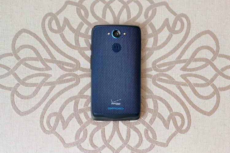DROID Turbo Sapphire Blue by Motorola