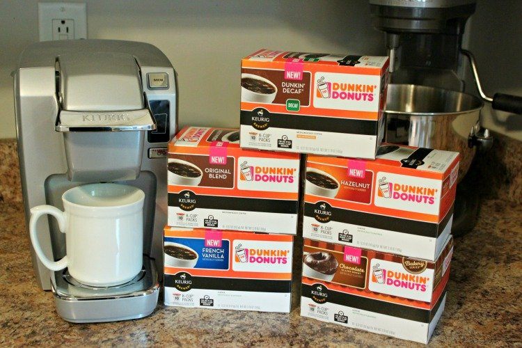 NEW Dunkin Donuts Coffee KCup Pods All Things Mamma