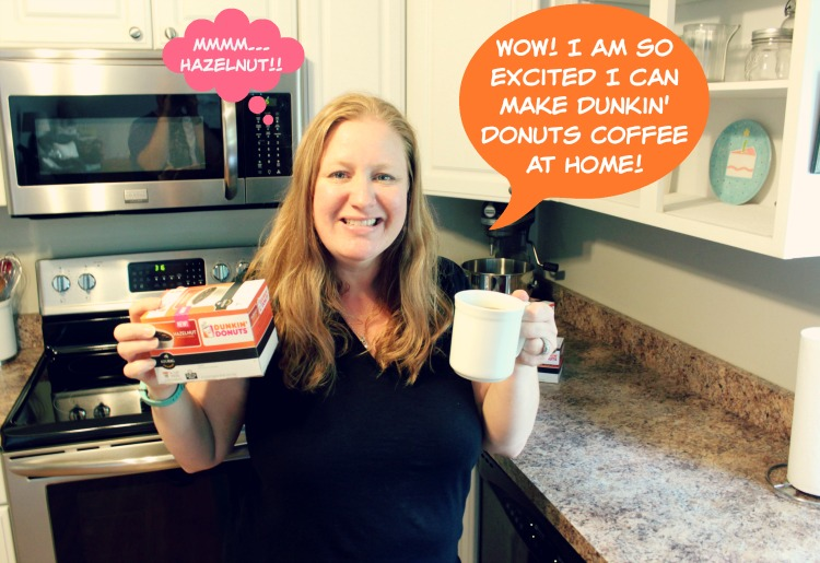 NEW Dunkin Donuts K-Cups Coffee for home