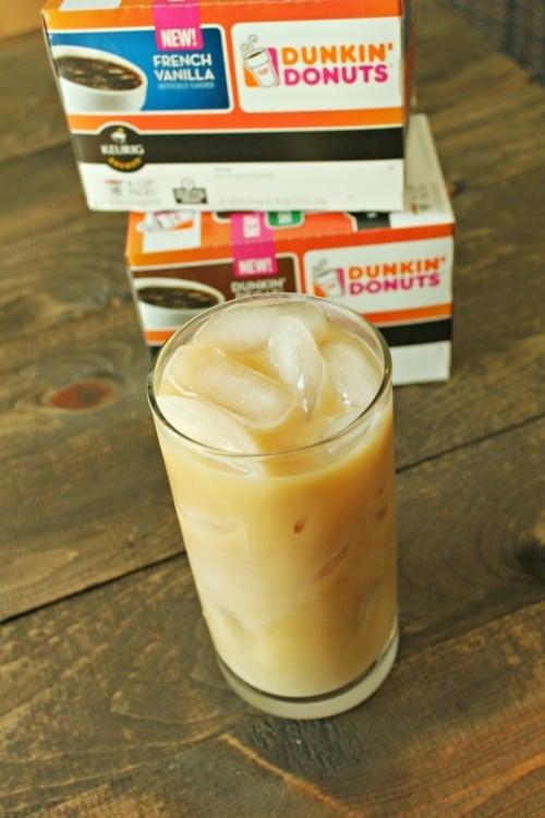 Iced Coffee Recipe - the easy way!