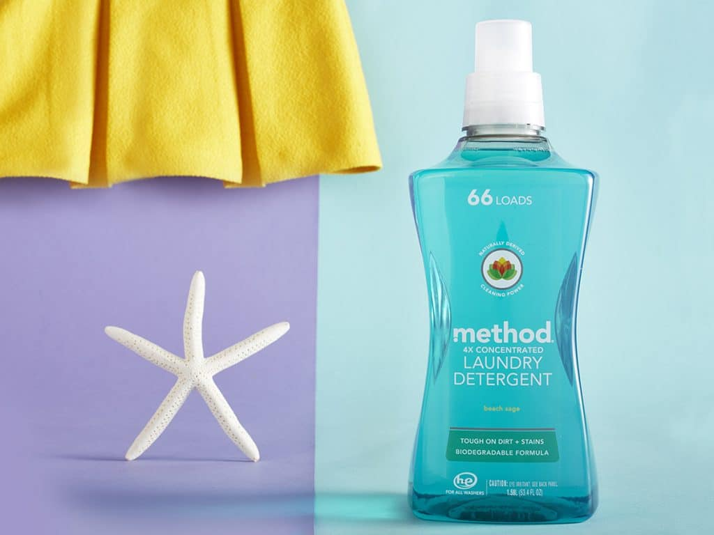Method Detergent Beach Sage