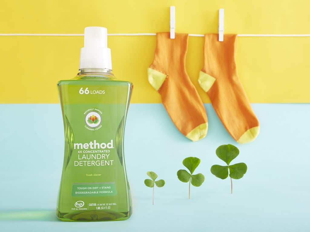 Method Detergent Fresh Clover