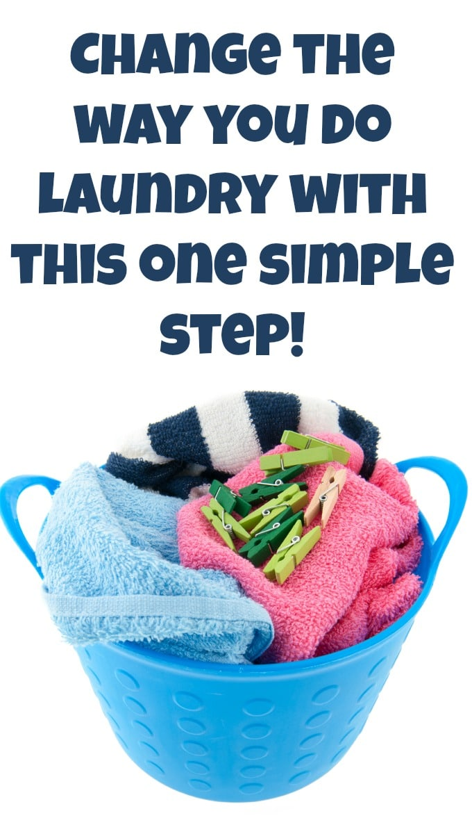 Change the way you do laundry!