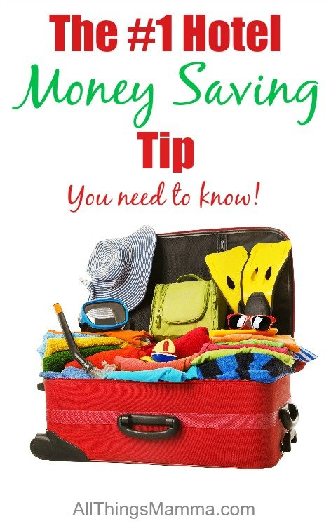 The #1 Hotel Money Saving Tip that you need to know before you travel!  I wish I would have known this before!