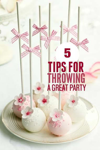 Keep these 5 tips in mind to ensure your party is epic for all of the right reasons.