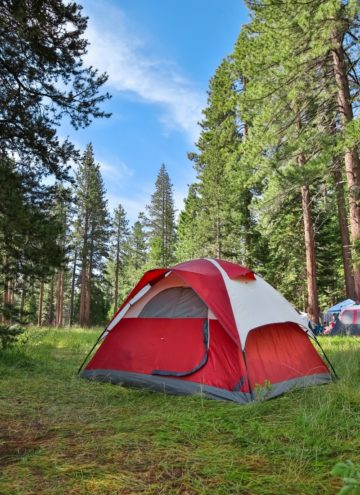 7 No-Fail Tips & Tricks For Camping with Kids
