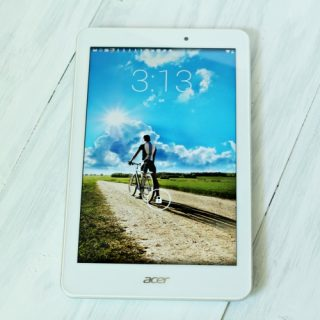 Traveling With Intel Acer Tablet