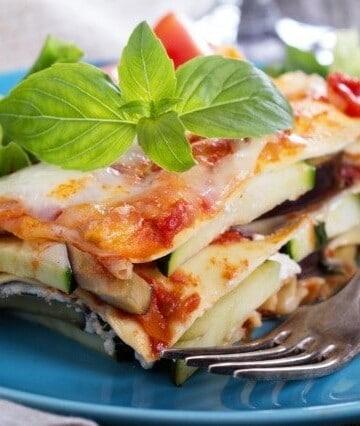 Lasagna Lust