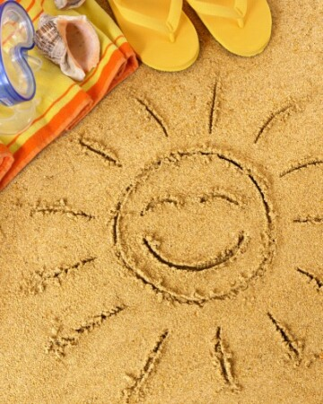 Tips for staying safe in the sun!