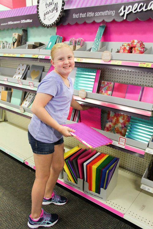 Gear Up for School - Back to School Shopping