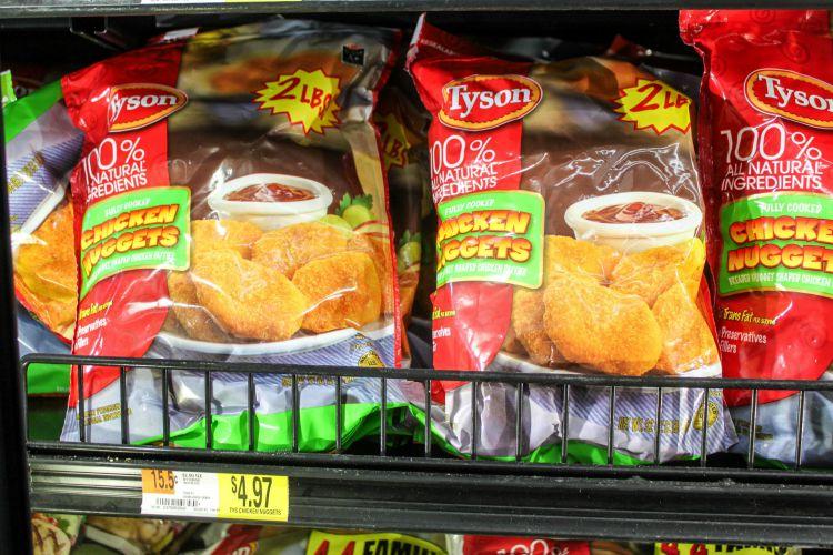 Tyson-nuggets