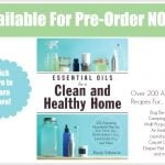 My Book Launch - Essential Oils for a Clean and Healthy Home