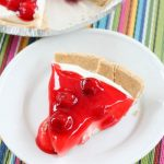 No Bake Graham Cracker Crust Pie
