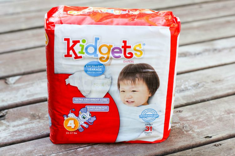 kidgets diapers