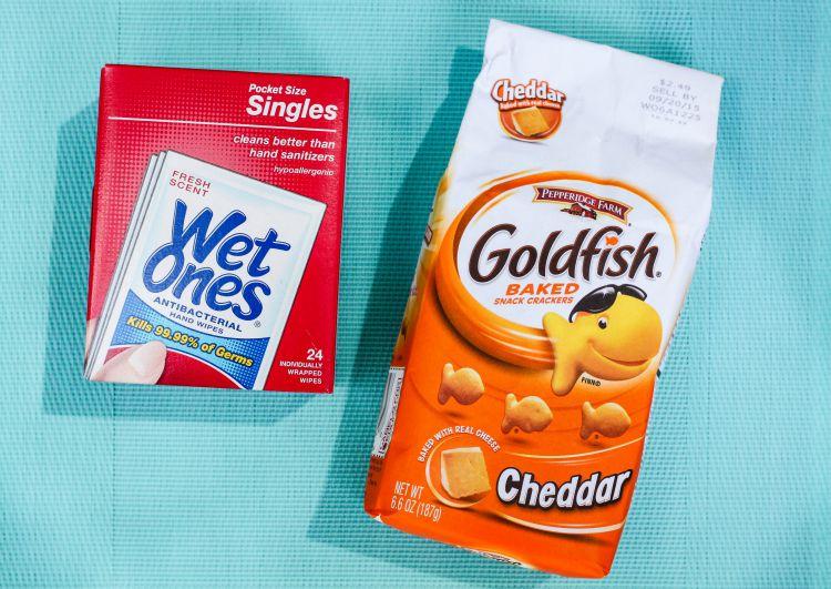 Goldfish crackers sydney