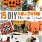 15 DIY Halloween Decor Ideas