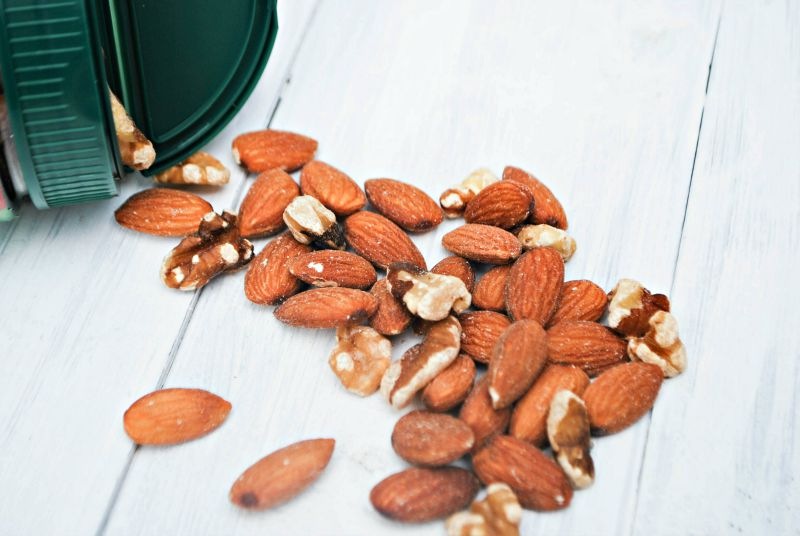 Healthy Snack Option - Nuts