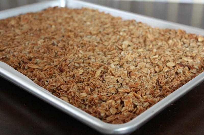 Healthy Snacks - Granola Bars