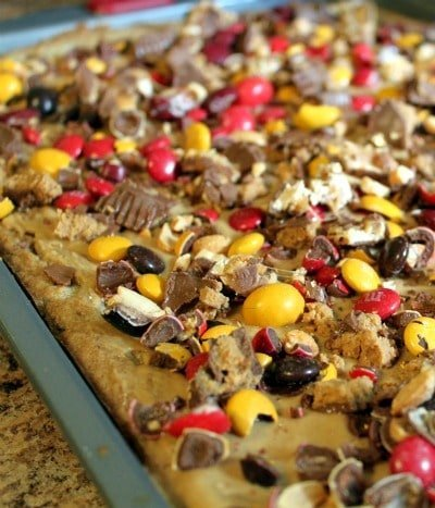 Harvest Style Candy Bar Cookie All Things Mamma