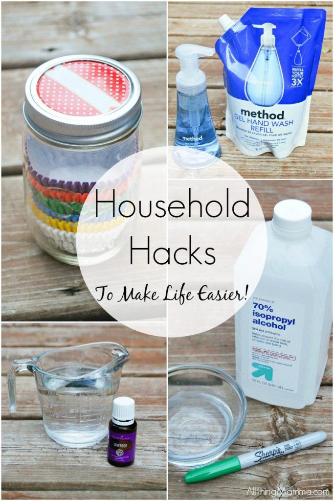 7 Household Hacks to Make Life Easier!