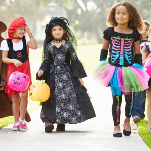 Five Cute Costume Ideas for Autumn Parties