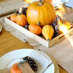 How to Create A Beautiful and Affordable Thanksgiving Tablescape