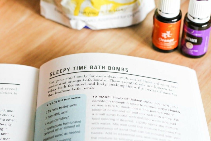 Sleepy Time Bath Bombs