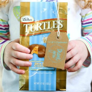 Give Back to those who serve with DeMet's Turtles!